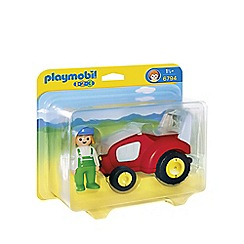 Playmobil - 123 Tractor - 6794