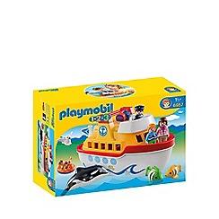 Playmobil - 123 My Take Along Ship - 6957
