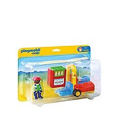 Playmobil - 123 Forklift - 6959