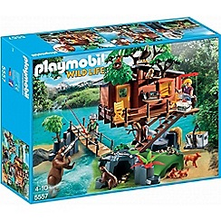 Playmobil - Adventure Tree House - 5557