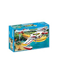 Playmobil - Firefighting Seaplane - 5560
