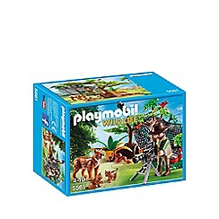 Playmobil - Lynx Family with Cameraman - 5561