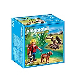 Playmobil - Beavers with Backpacker - 5562