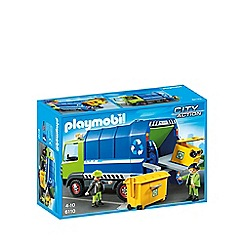 Playmobil - Recycling Truck - 6110