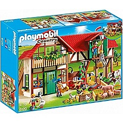 Playmobil - Large Farm - 6120