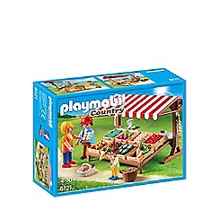 Playmobil - Farmer's Market - 6121