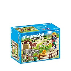 Playmobil - Farm Animal Pen - 6133