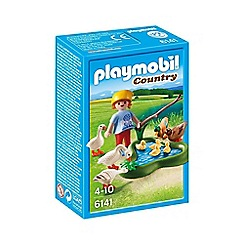 Playmobil - Ducks and Geese - 6141