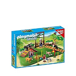 Playmobil - Dog Park SuperSet - 6145