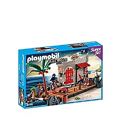 Playmobil - Pirate Fort SuperSet - 6146