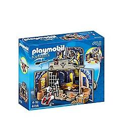 Playmobil - My Secret Knights' Treasure Room Play Box - 6156