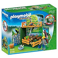 Playmobil - My Secret Forest Animals Play Box - 6158