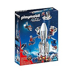 Playmobil - Space Rocket with base station - 6195