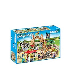 Playmobil - Large City Zoo - 6634
