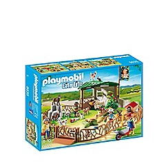 Playmobil - Children's Petting Zoo - 6635