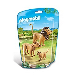 Playmobil - Lion Family - 6642