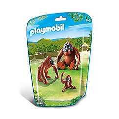 Playmobil - Orangutan Family - 6648