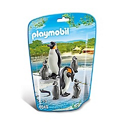 Playmobil - Penguin Family - 6649