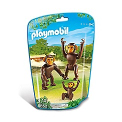 Playmobil - Chimpanzee Family - 6650