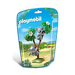 Playmobil - Koala Family - 6654
