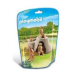 Playmobil - Meerkats - 6655