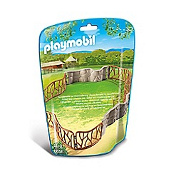 Playmobil - Zoo Enclosure - 6656