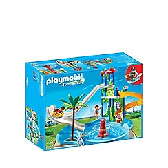 Playmobil - Water Park with Slides - 6669