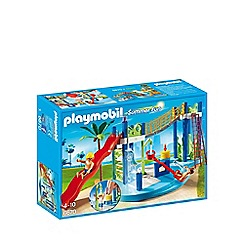 Playmobil - Water Park Play Area - 6670