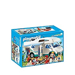 Playmobil - Summer Camper - 6671