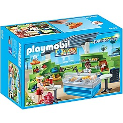 Playmobil - Splish Splash café - 6672
