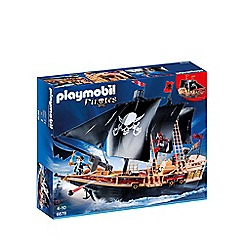 Playmobil - Pirates Combat Ship - 6678