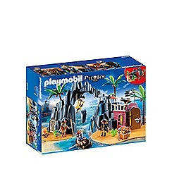Playmobil - Pirates Treasure Island - 6679