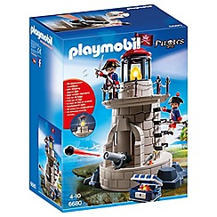 Playmobil - Soldier Tower with beacon - 6680