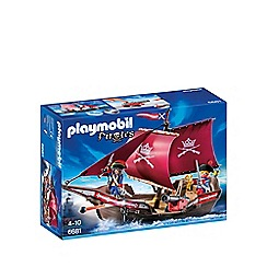 Playmobil - Soldier's Cannon Boat - 6681