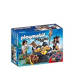 Playmobil - Pirates Treasure HideOut - 6683