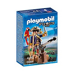 Playmobil - Pirates Captain - 6684