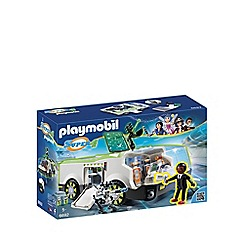 Playmobil - Super 4 Techno Chameleon with Gene - 6692