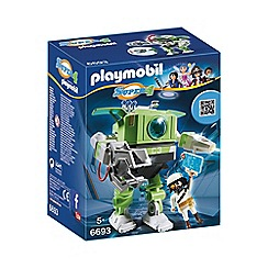 Playmobil - Super 4 Cleano Robot - 6693
