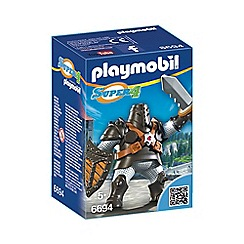 Playmobil - Super 4 Black Colossus - 6694
