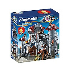 Playmobil - Super 4 Take Along Black Baron's Castle - 6697