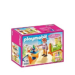 Playmobil - Baby Room with cradle - 5304