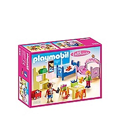 Playmobil - Colourful Children's Room - 5306