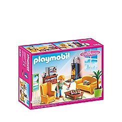 Playmobil - Sitting Room with fireplace - 5308