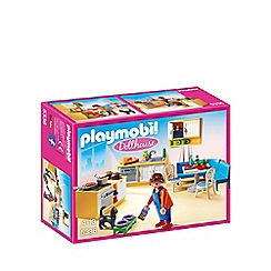 Playmobil - Kitchenette with lounge - 5336