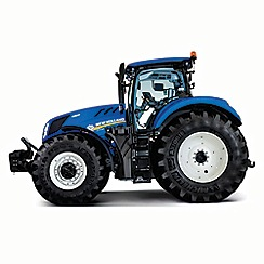 Britains Farm - New holland T7.270 tractor (1 blue power)