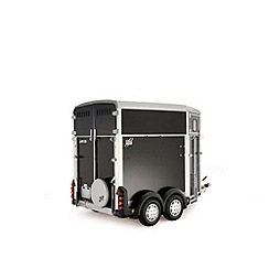 Britains Farm - Ifor williams horse box HB506