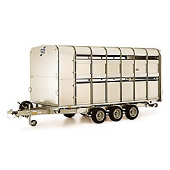 Britains Farm - Ifor williams livestock trailer