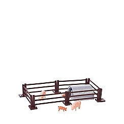 Britains Farm - Pig pen set