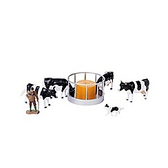 Britains Farm - Cattle feeder set