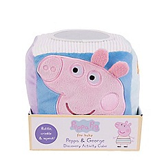 Peppa Pig - Activity Cube